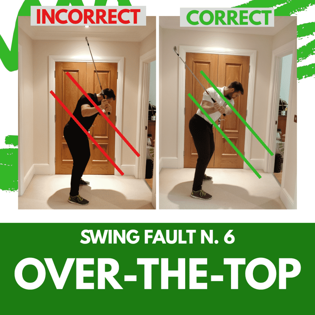 Swing Fault 6 - Over The Top