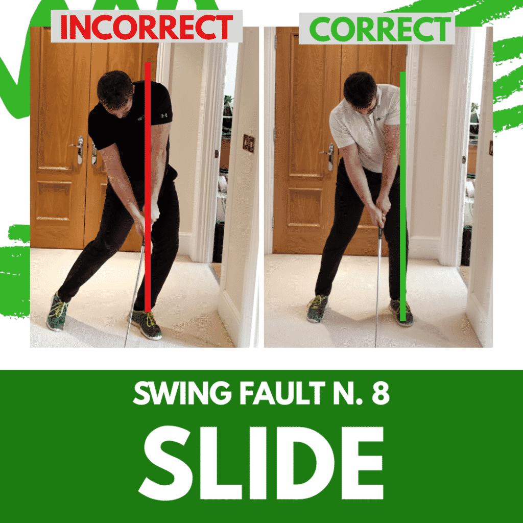 Swing Fault 8 - Slide