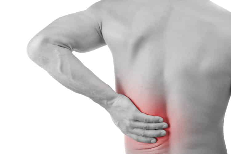 Low back pain Chiropractor