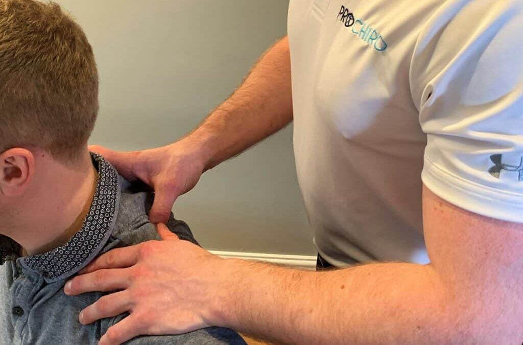 What will a Chiropractor do on the first visit?
